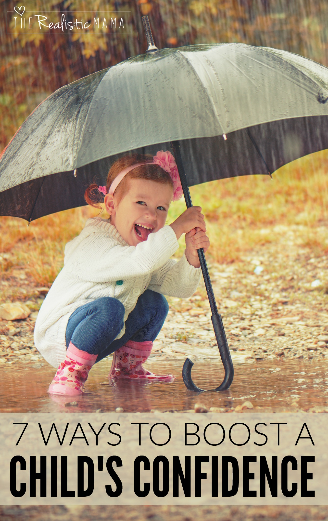 7 Ways to Quickly Boost a Child's Confidence