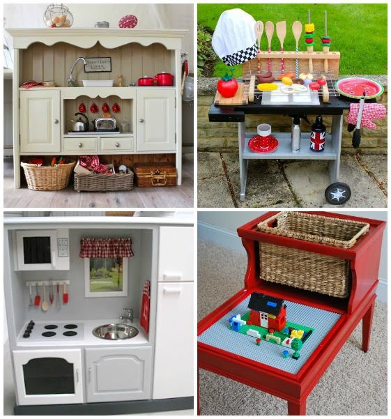Repurposed Projects for Kids