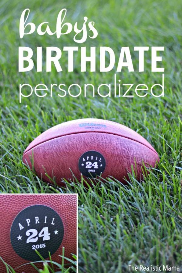 Brilliant gift idea for new dads!