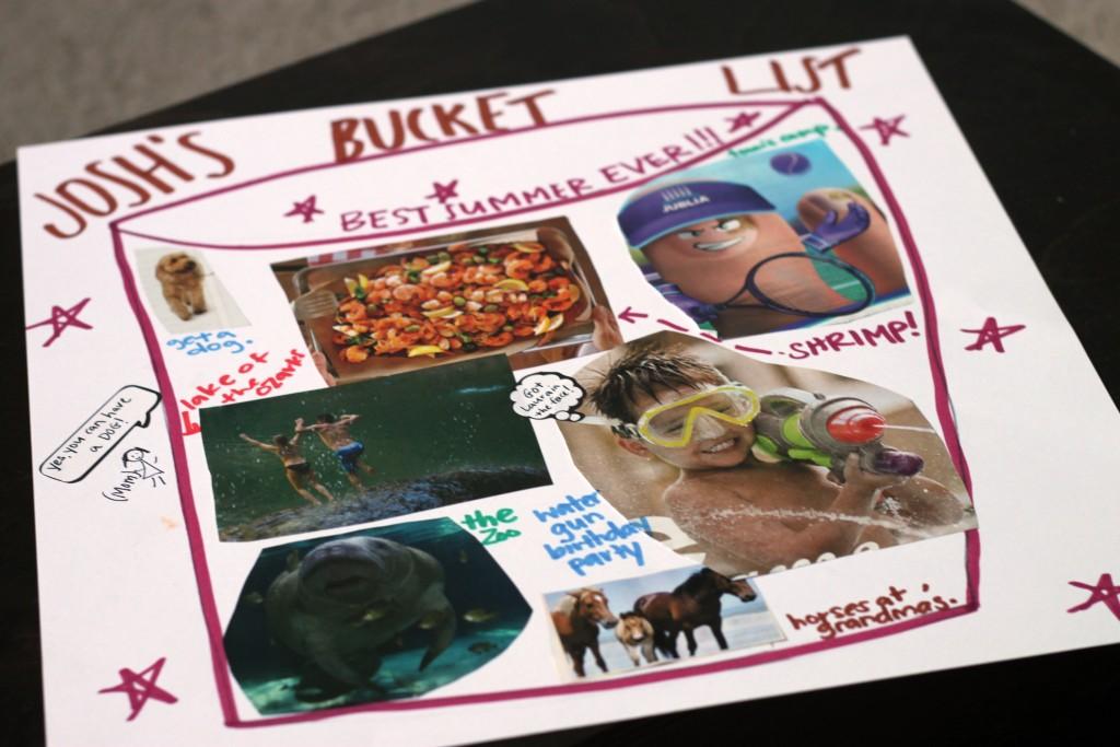 Summer Bucket List Ideas for Boys