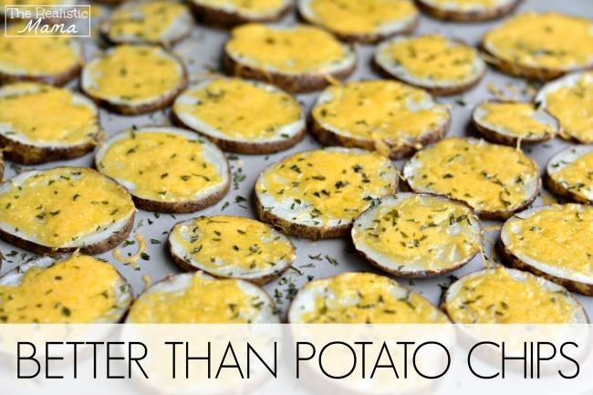 Better Than Potato Chips