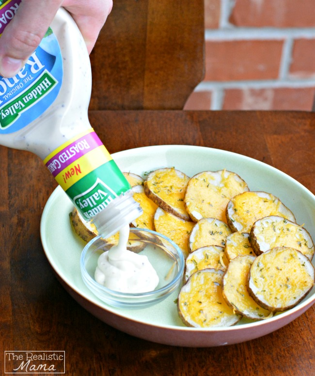 Ranch for Dipping