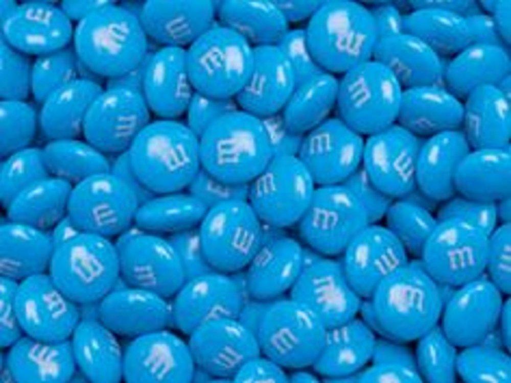 Blue Candies