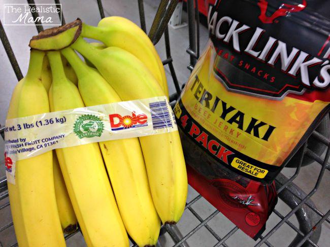 Snacks for new moms