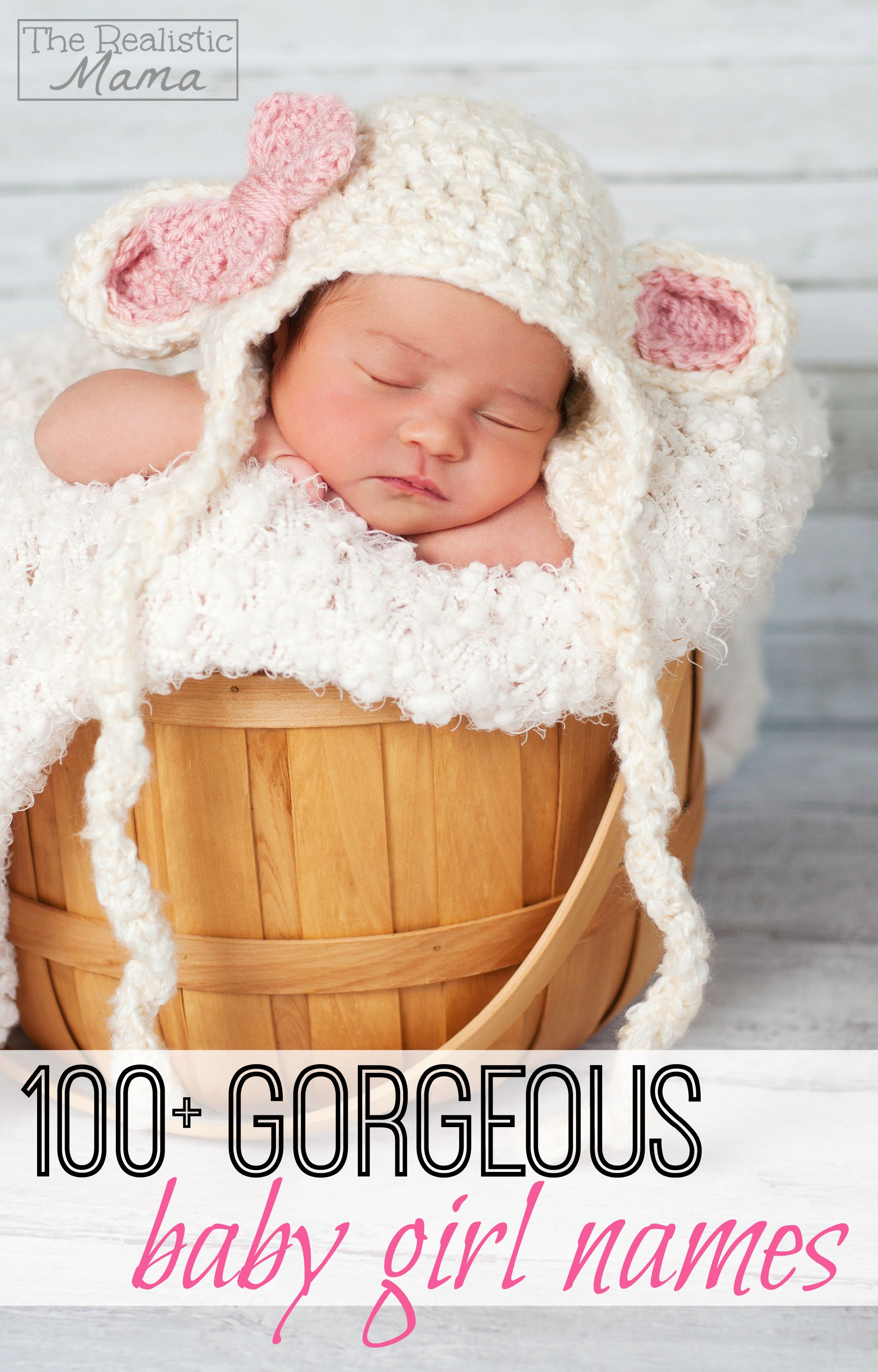 100 Gorgeous Baby Girl Names