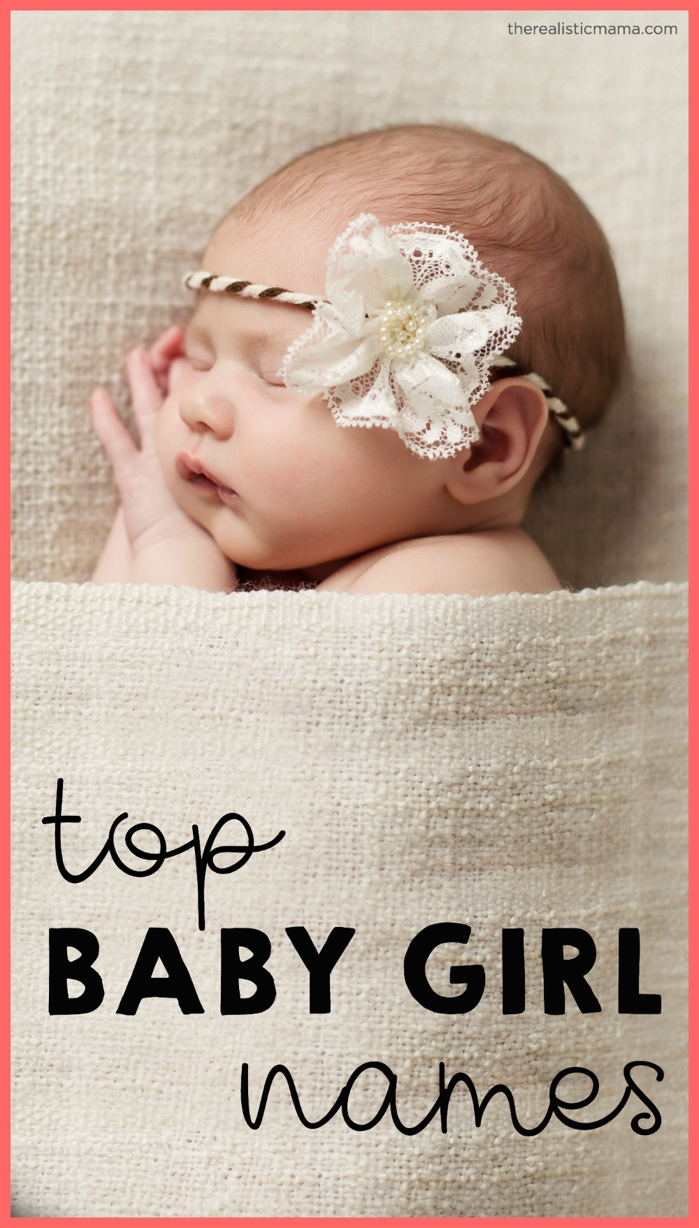 100 Top Baby Girl Names