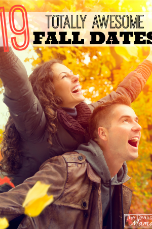 19 Fall Date Ideas