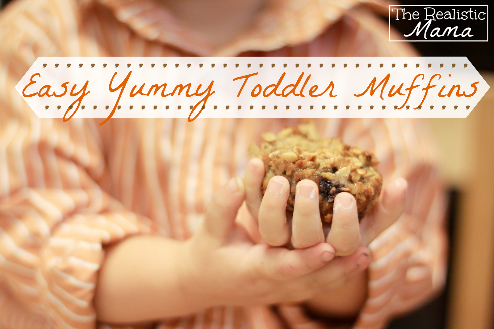 Easy Yummy Toddler Muffins