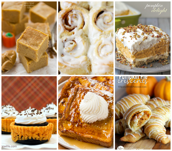 20 Of The Best Pumpkin Recipes