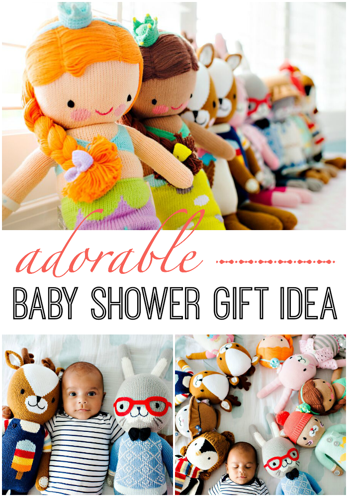 Totally Adorable Baby Shower Gift Idea
