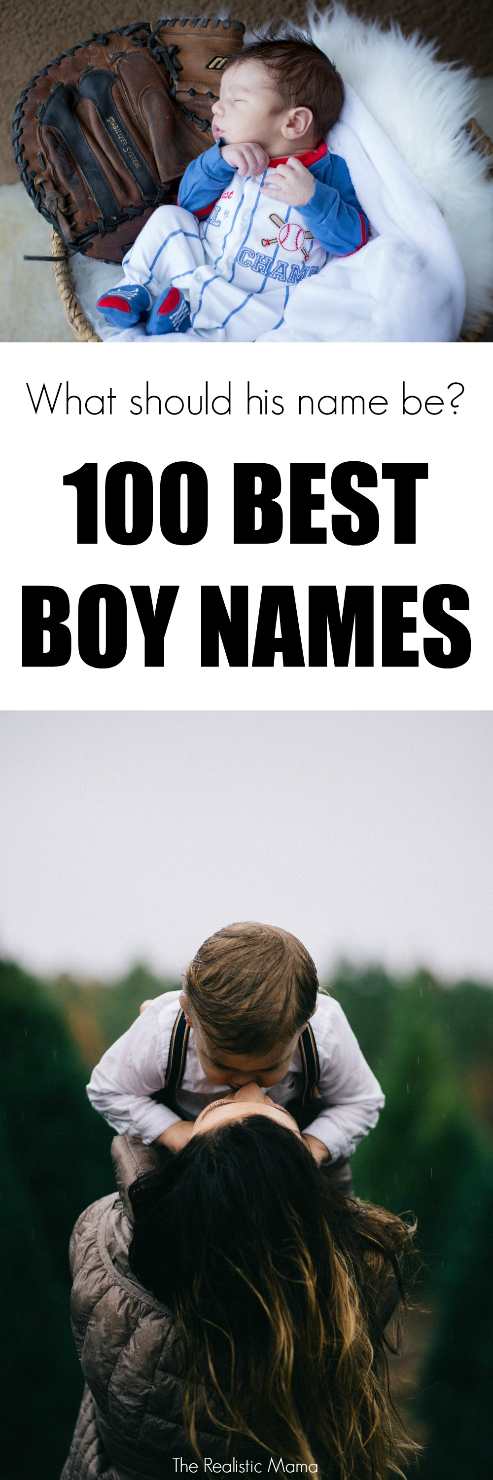 What should his name be? 100 Best Baby Boy Names!