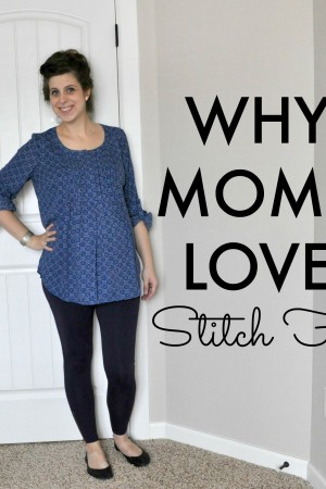 Why Moms Love Stitch Fix