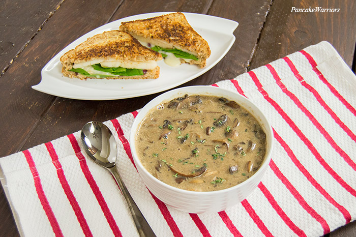 best-mushroom-soup-over