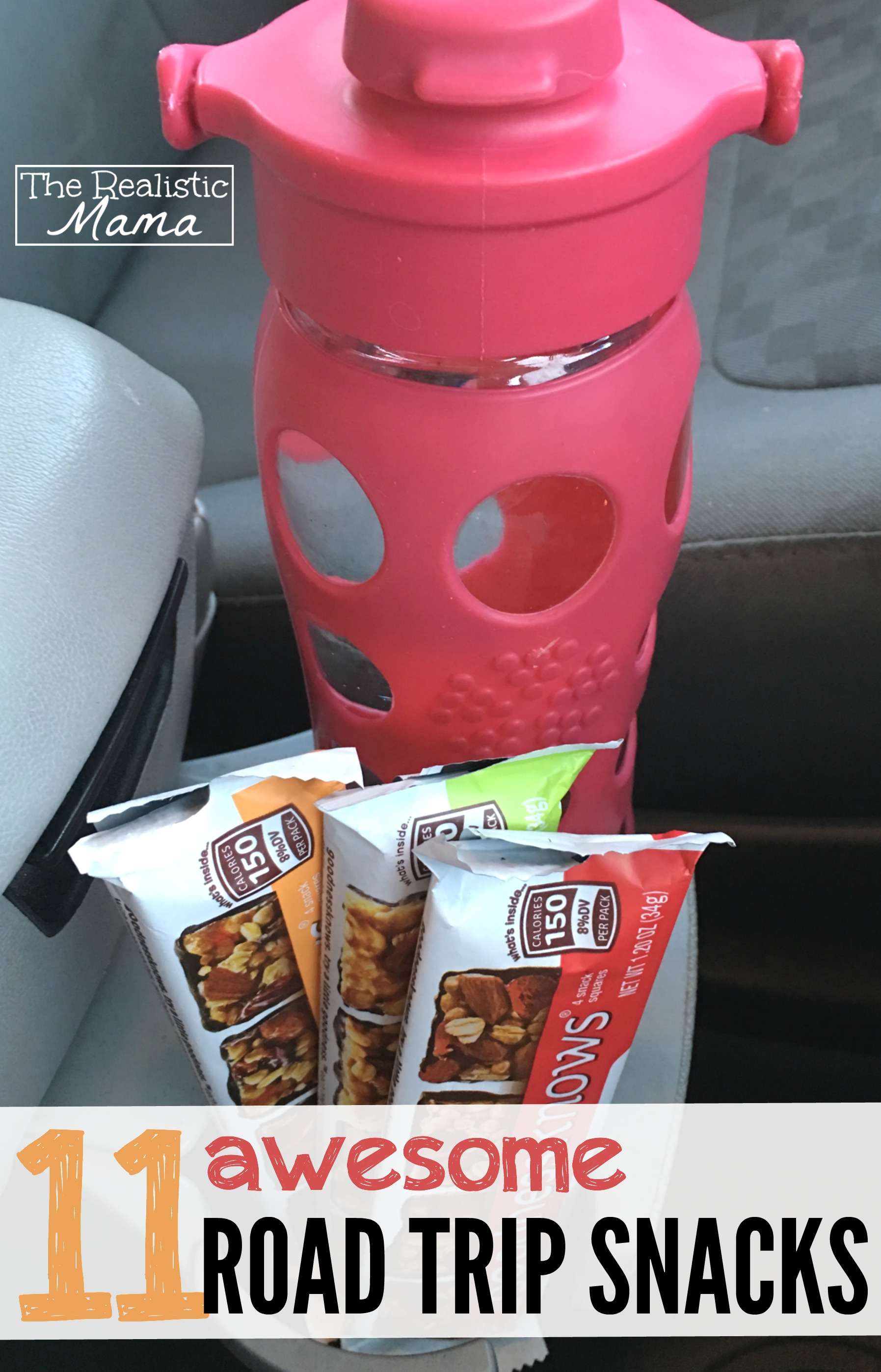 11 Awesome Road Trip Snacks and a Brilliant Kid Friendly Snack!