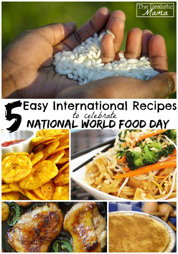 5 easy international recipes for kids the realistic mama international recipes for kids forumfinder Choice Image