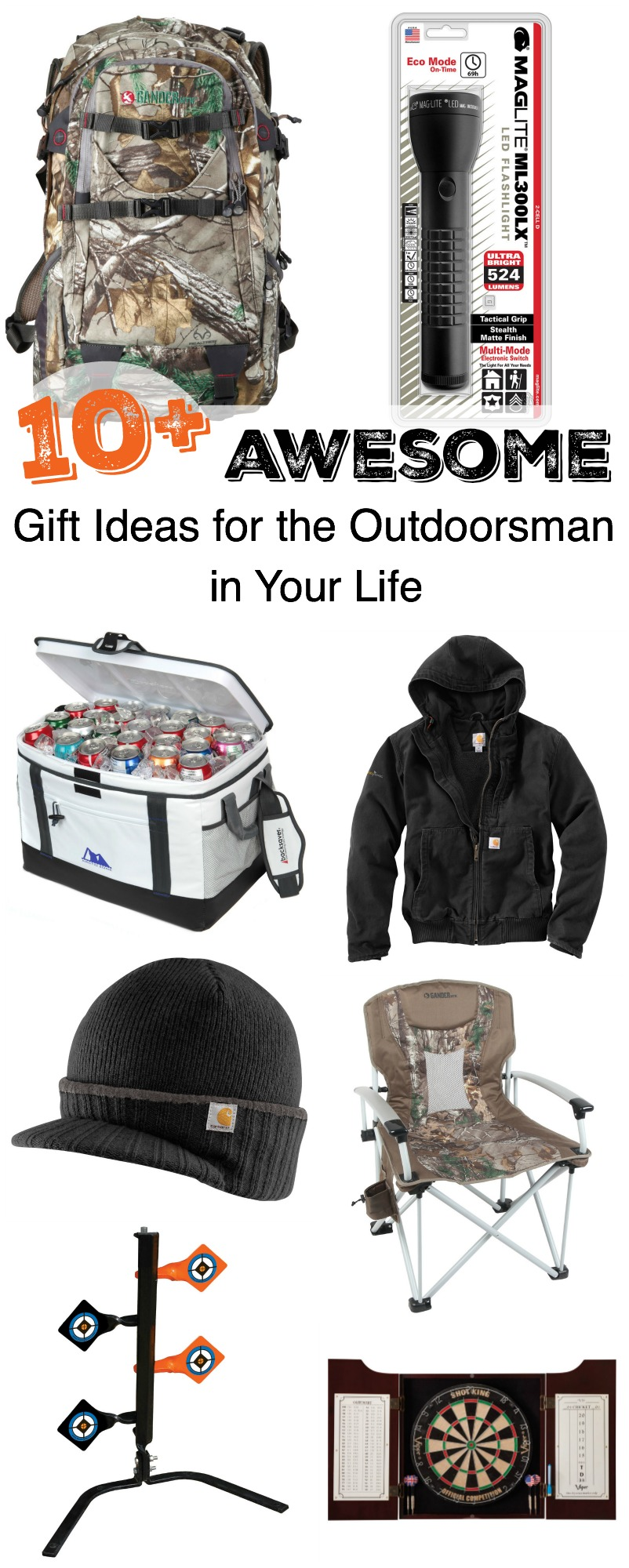 Awesome Gift Ideas For The Outdoorsman In Your Life