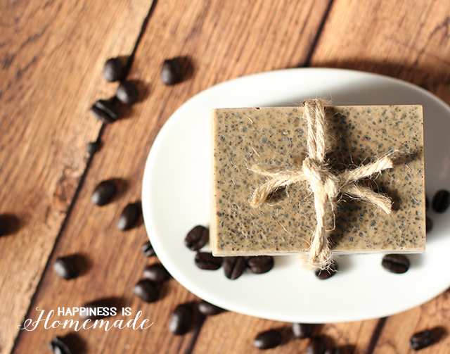 DIY-Exfoliating-Coffee-Soap