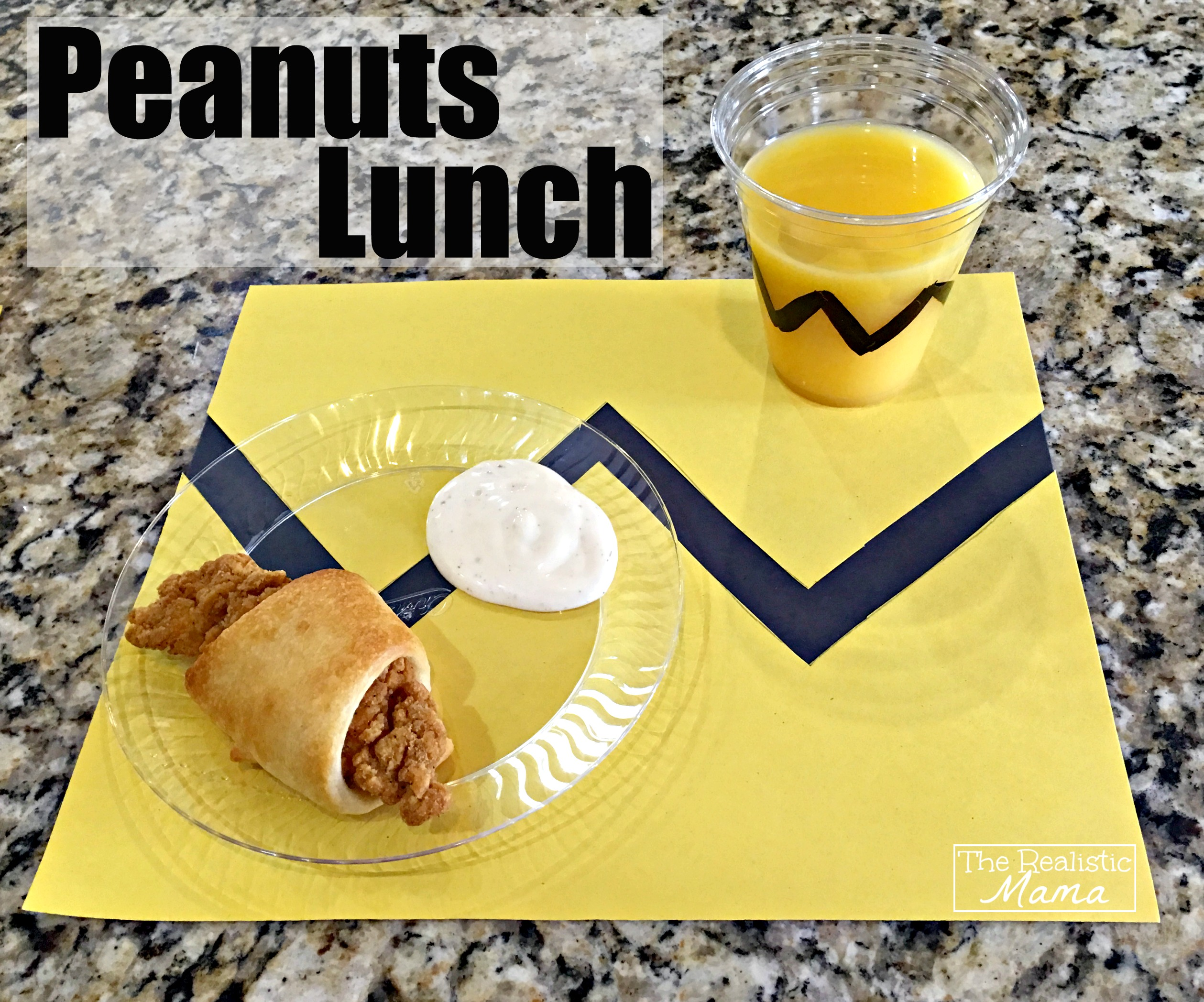 Peanuts Lunch