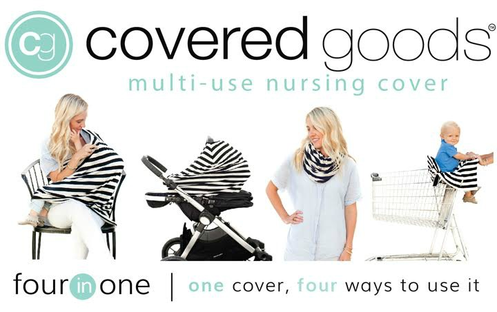 Covered Goods Nursing Cover