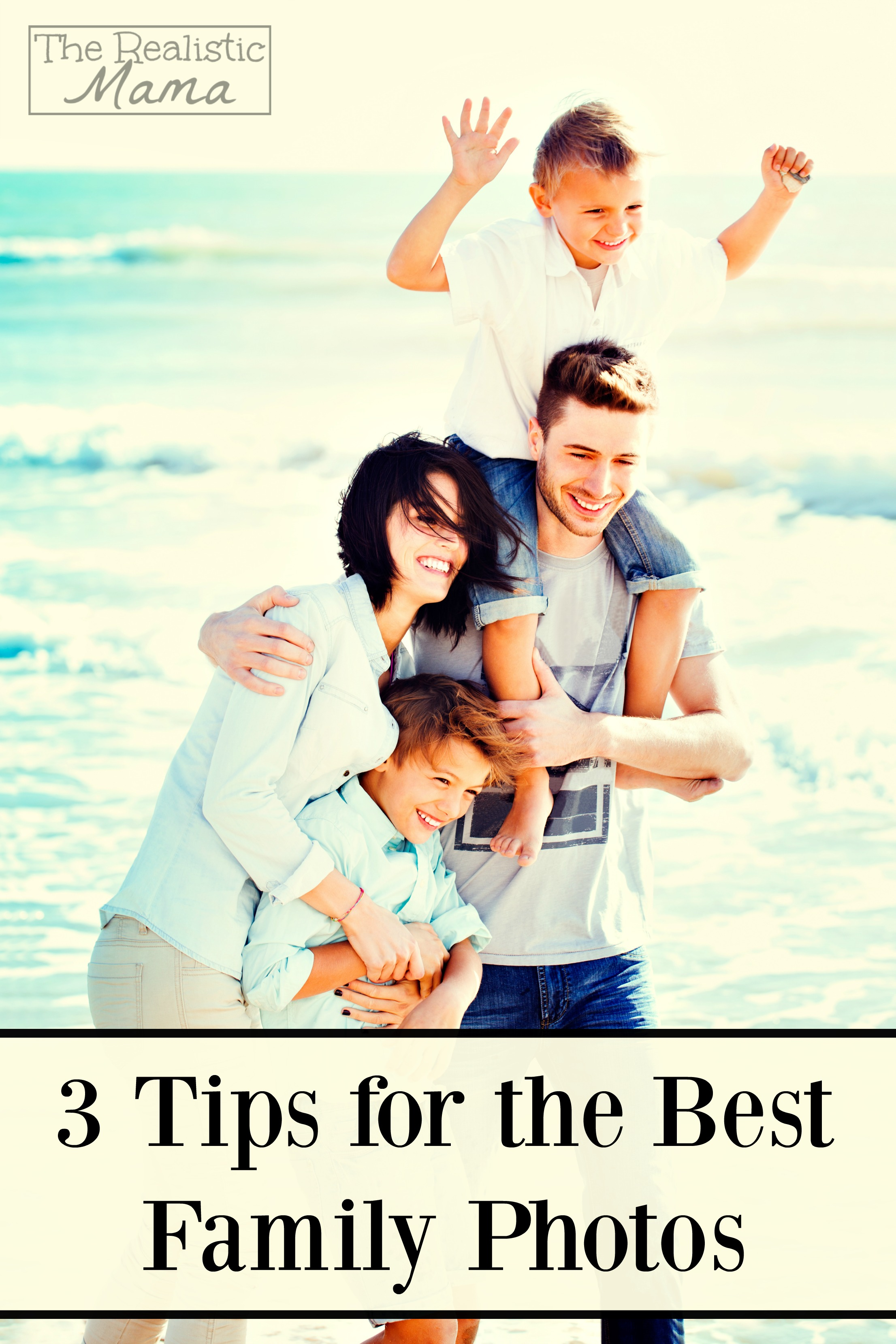 3 Tips for the Best Family Photos - I love #1