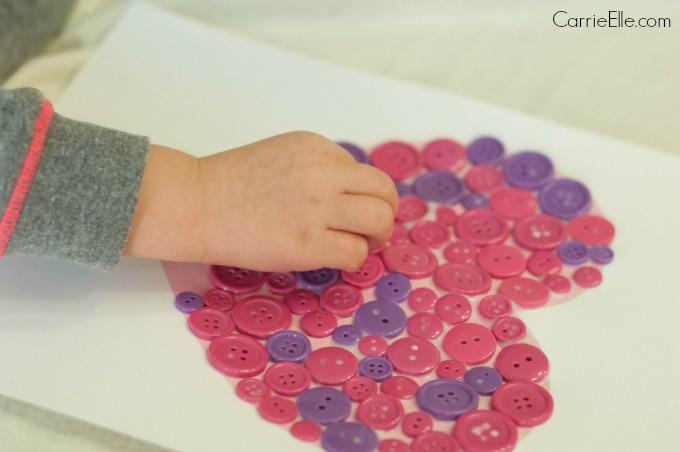 Button-Craft-for-Kids