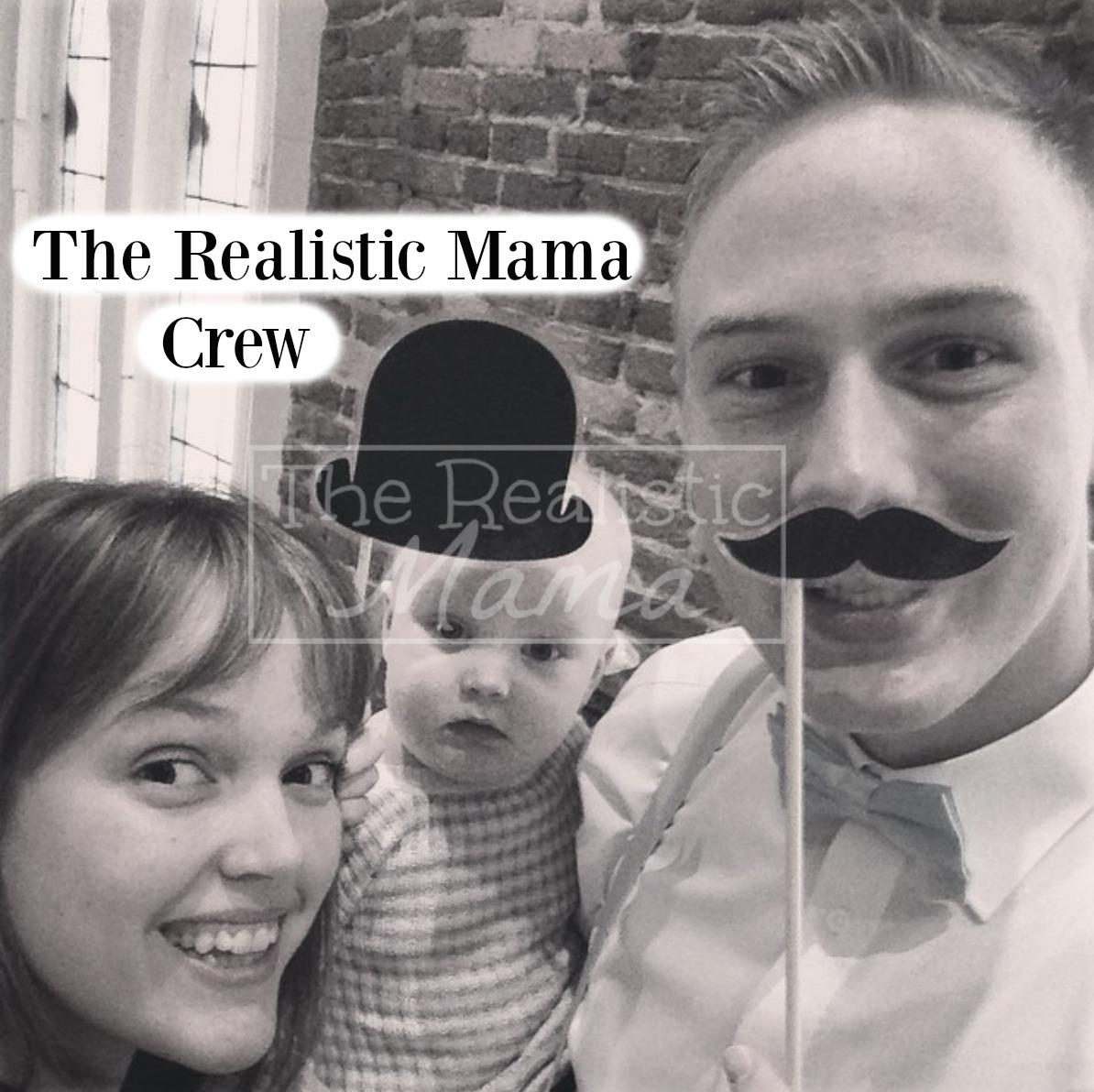 Cheesy Family Photo