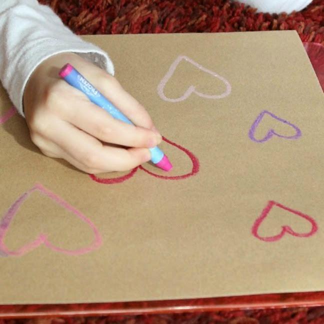Drawing Hearts
