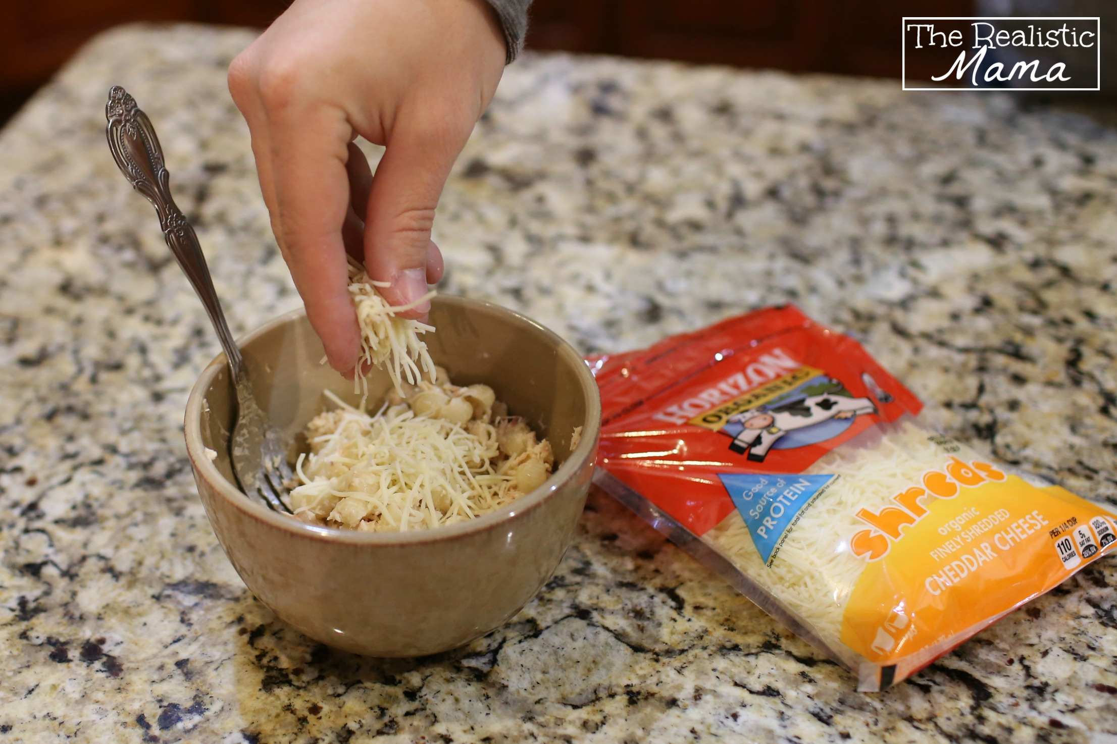 Sprinkle in cheese