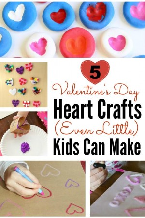 Valentines Heart Crafts
