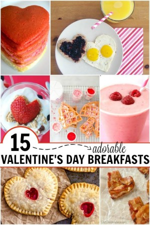 15 Adorable Valentine's Day Breakfasts