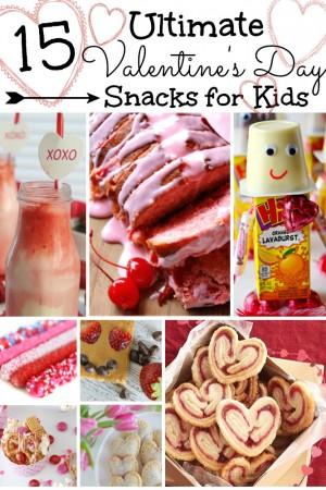 valentine'sday snacks