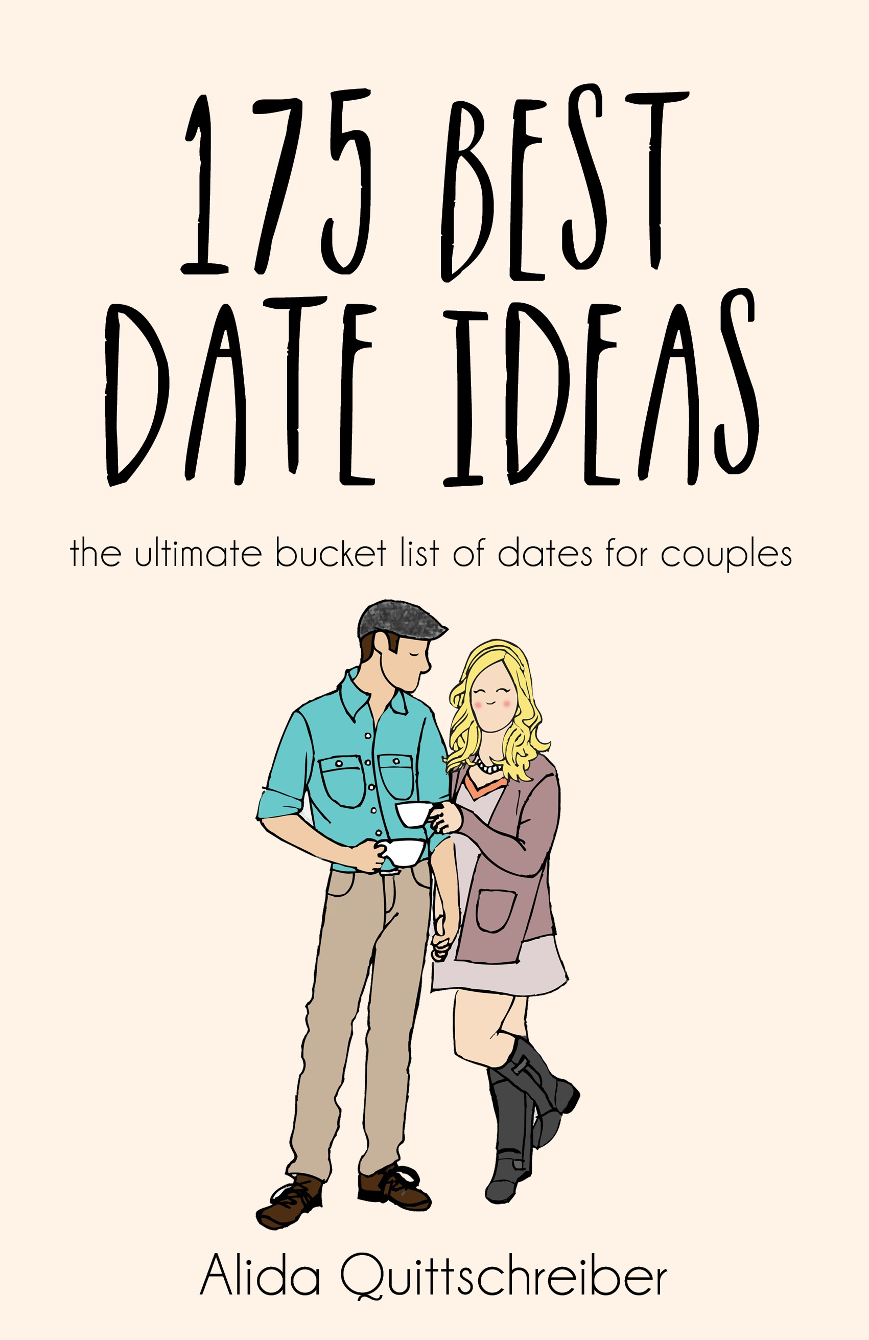 175 Best Date Ideas Ebook Cover