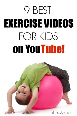 9 Best Exercise Videos for Kids