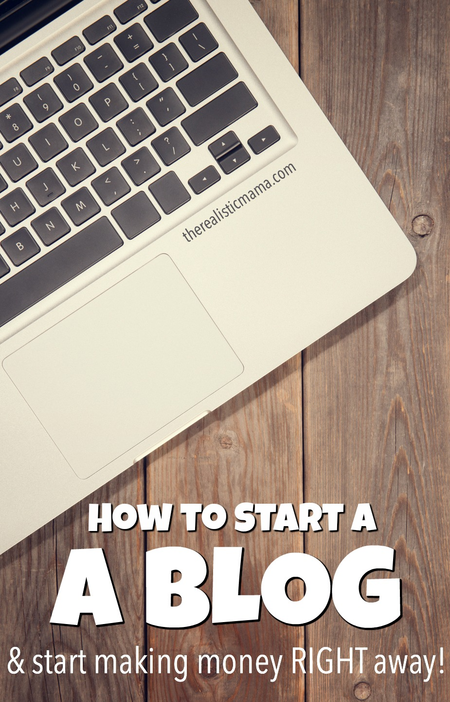 EASY TUTORIAL! How to start a blog AND start making money right away!