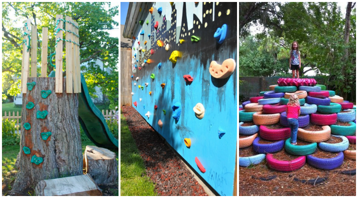 Fun Backyard Additions For Kids