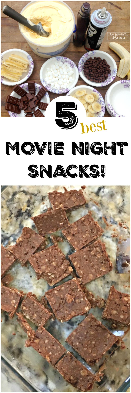 Movie Night Snacks!