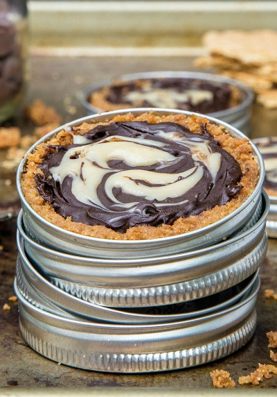 chocolate-mason-jar-tarts