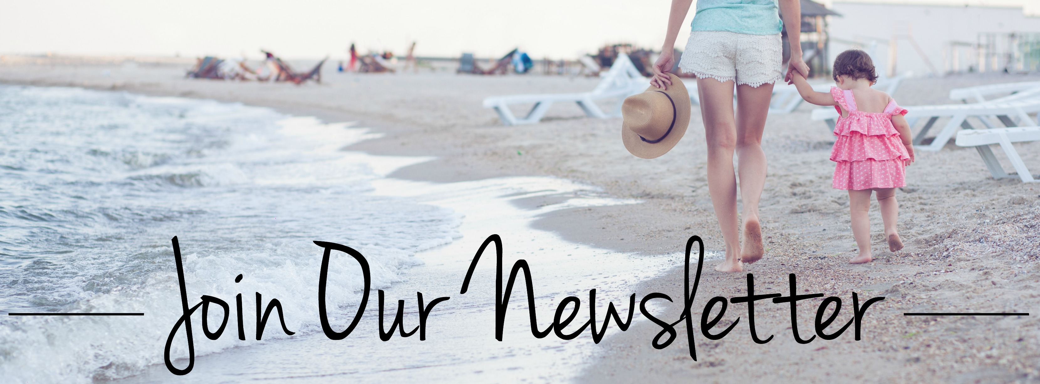 Join Our Newsletter - The Realistic Mama Subscribe