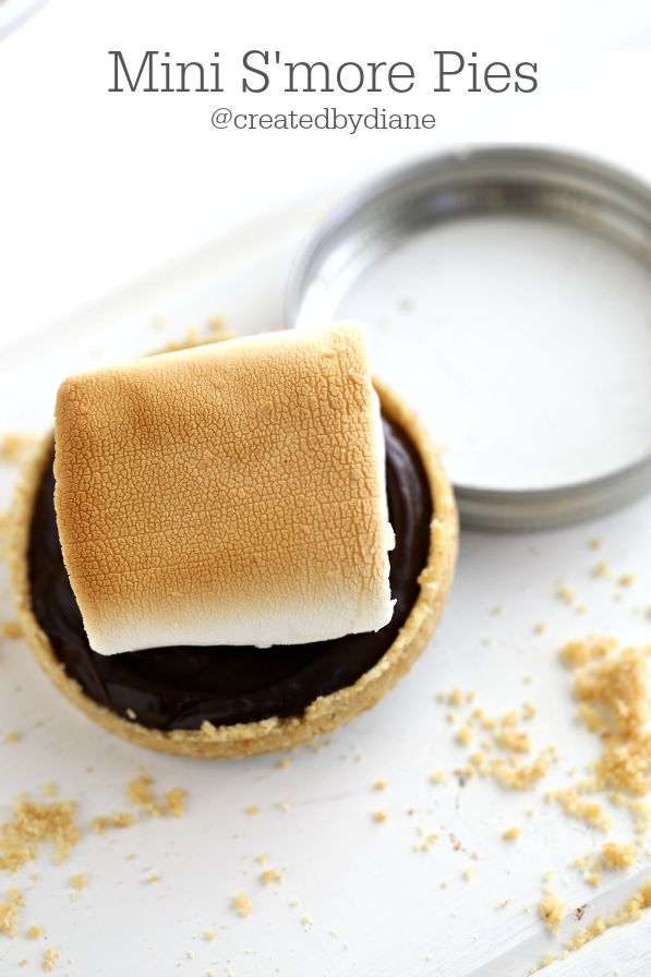 Mini-Smore-Pies-from-@createdbydiane