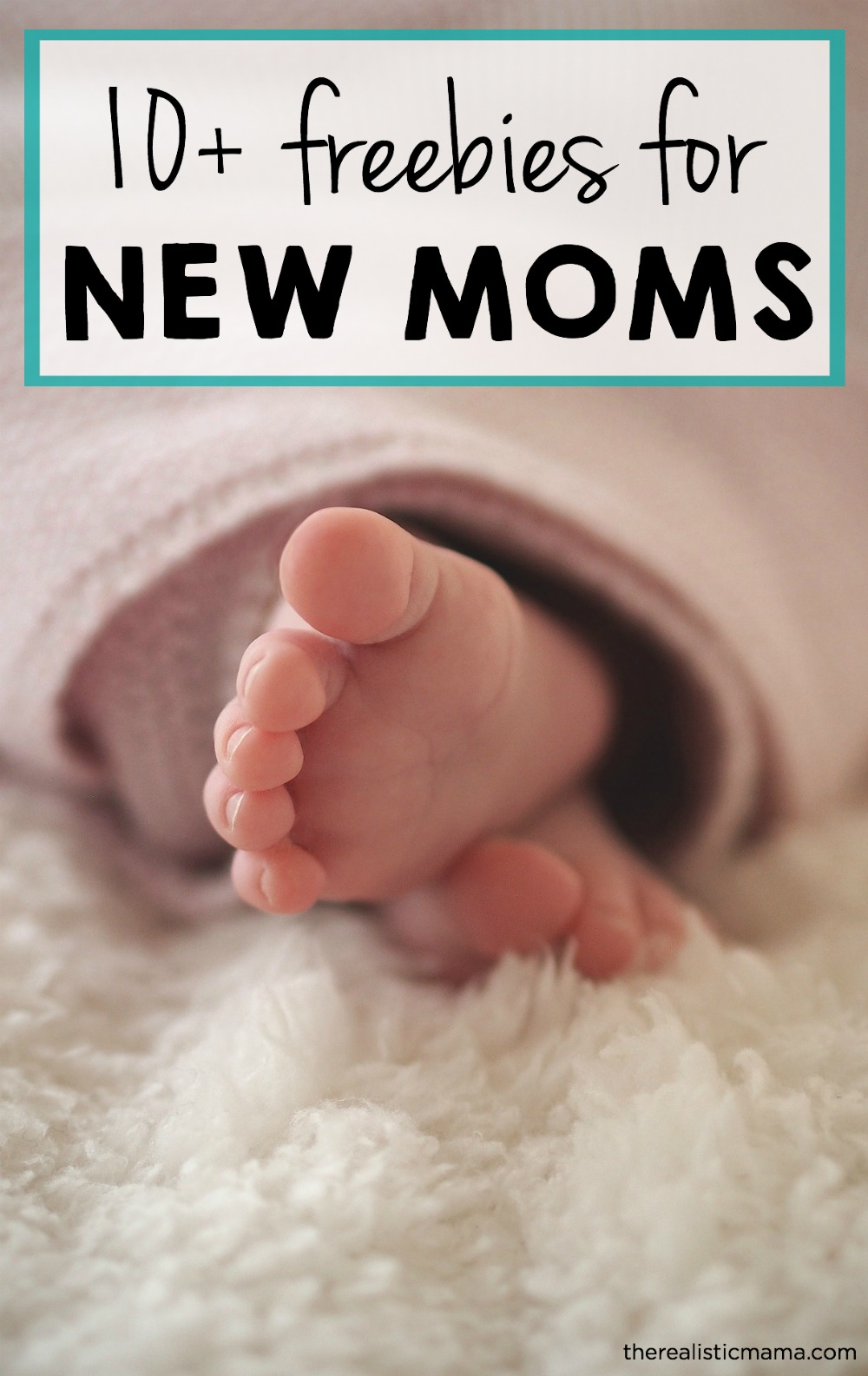 Snagging these! 10+ Freebies for New Moms