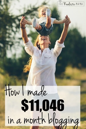 April Income Report: $11,046 Blogging Income