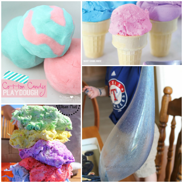 18 Super Fun Play Recipes To Make For Kids!