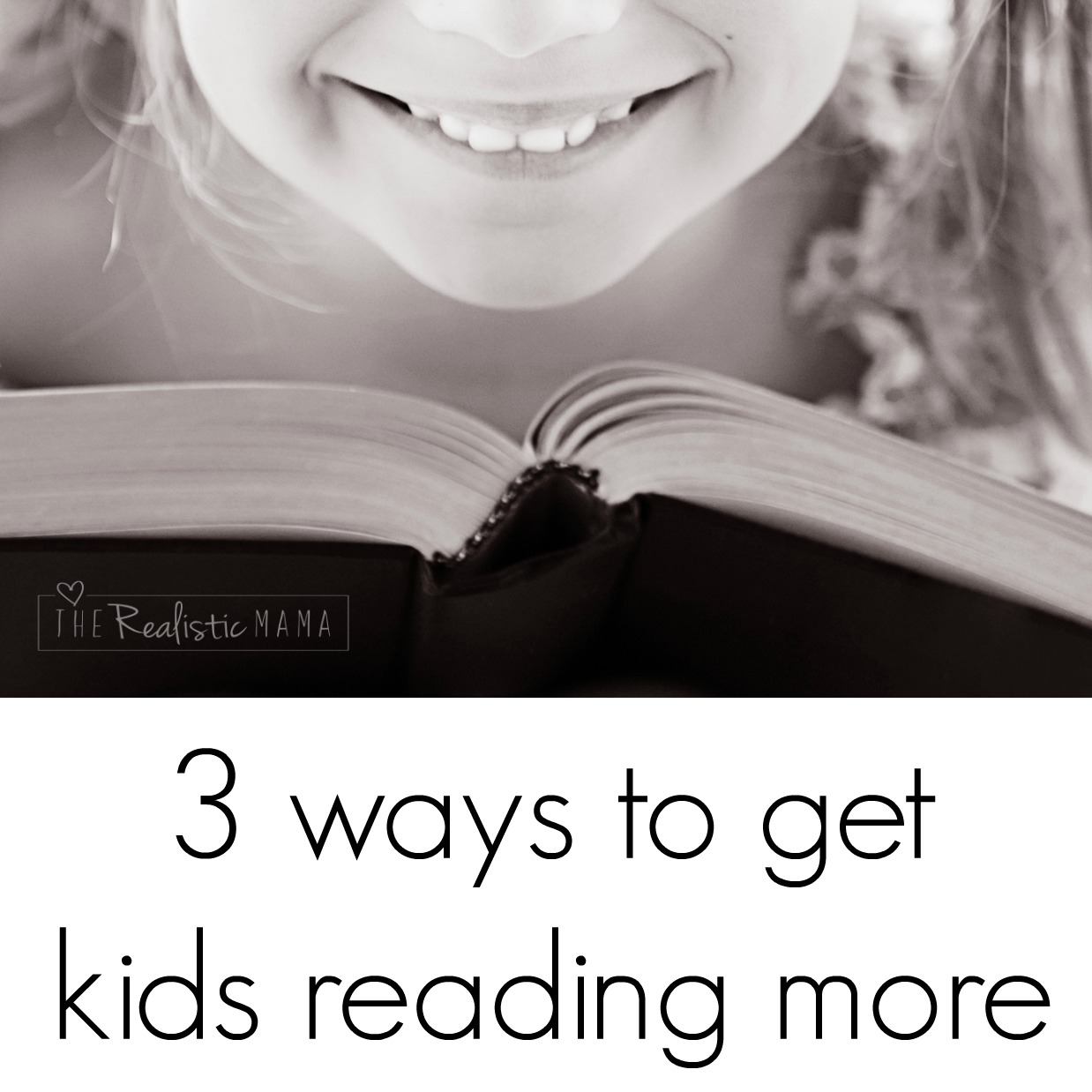 3 Easy Ways to Get Kids Reading More