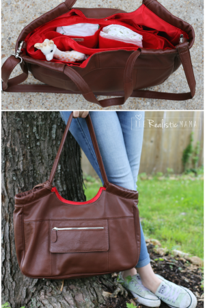 Stylish + Practical Diaper Bags!
