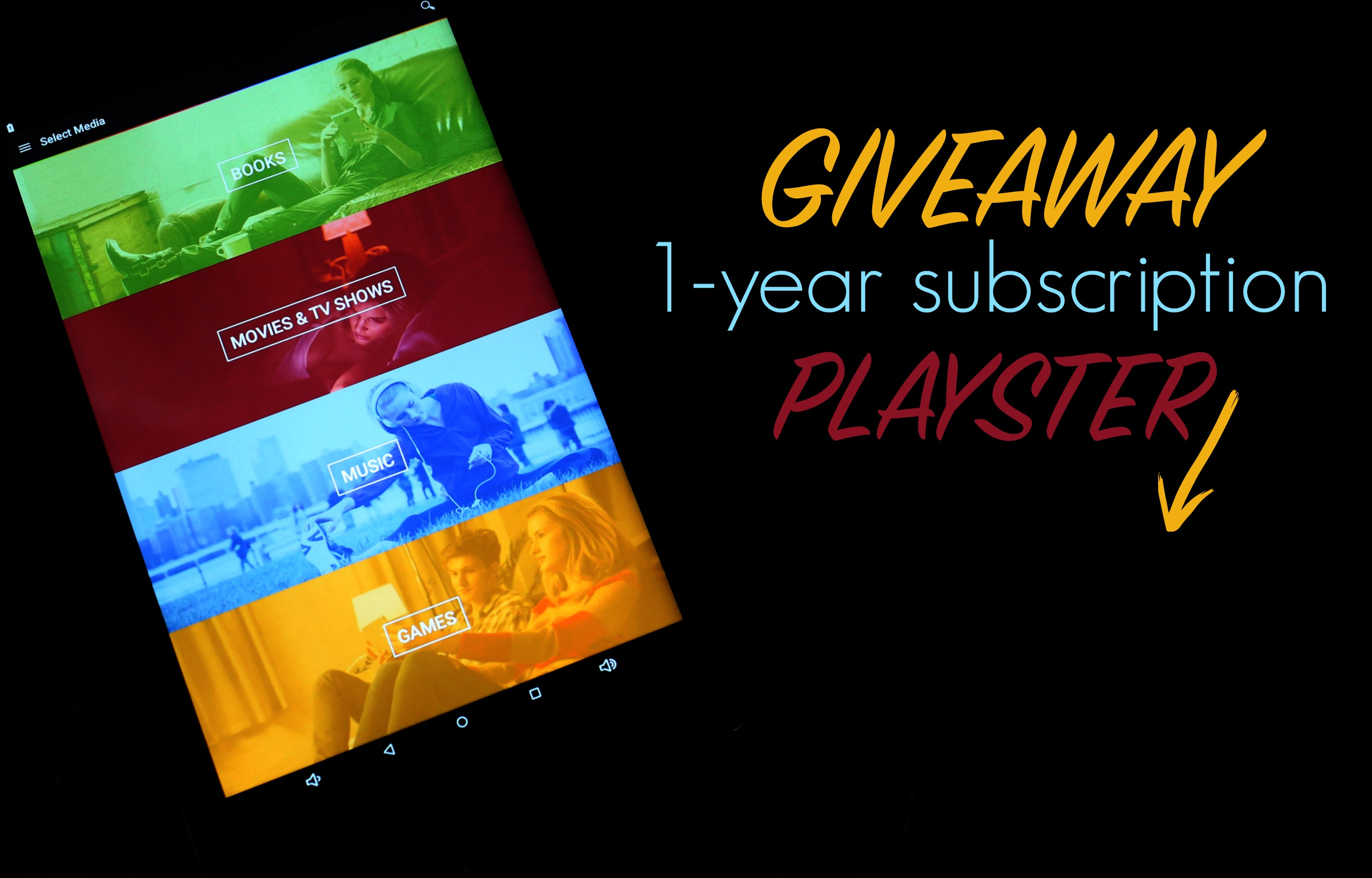 Playster Giveaway