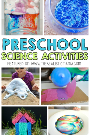10 Fun Science Activities For Preschoolers