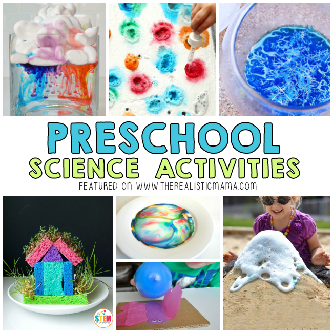 Preschool Science Activities 3