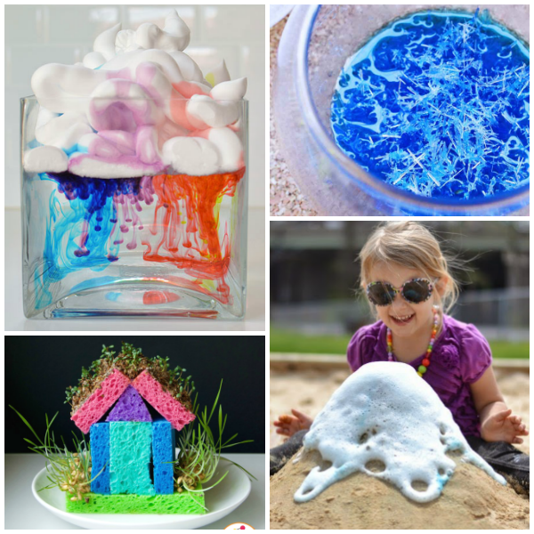 Science Projects For Preschoolers