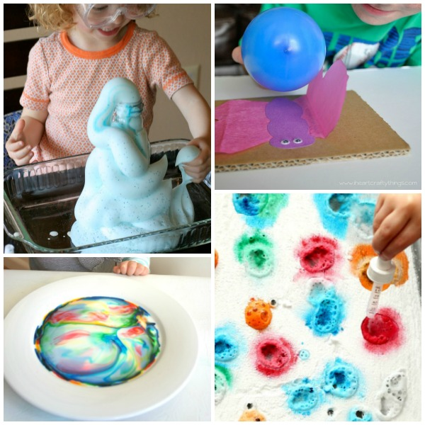 Science Projects To Try For Preschoolers