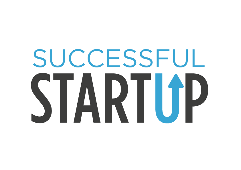 Successful Startup Logo